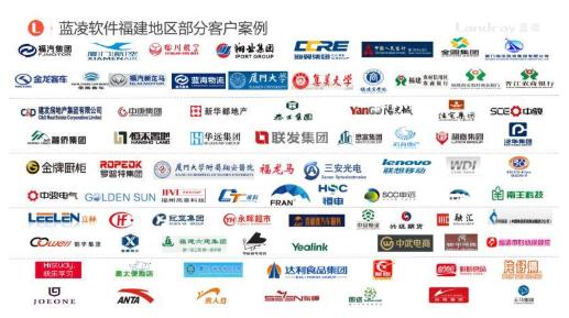 服务中国万家企业,蓝凌软件为福建企业智慧化发展重新赋能图2